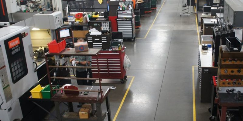 Manufacturing Scheduling System Keeps Shopfloor Priorities Straight