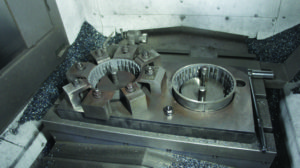 clamps for ID milling