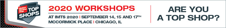 Top Shops 2020 Workshops. September 14, 15 and 17th. McCormmick Place | Chicago, IL