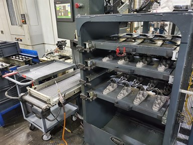 Machineable top plates