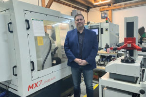Taylor Toolworks President Jesse Taylor
