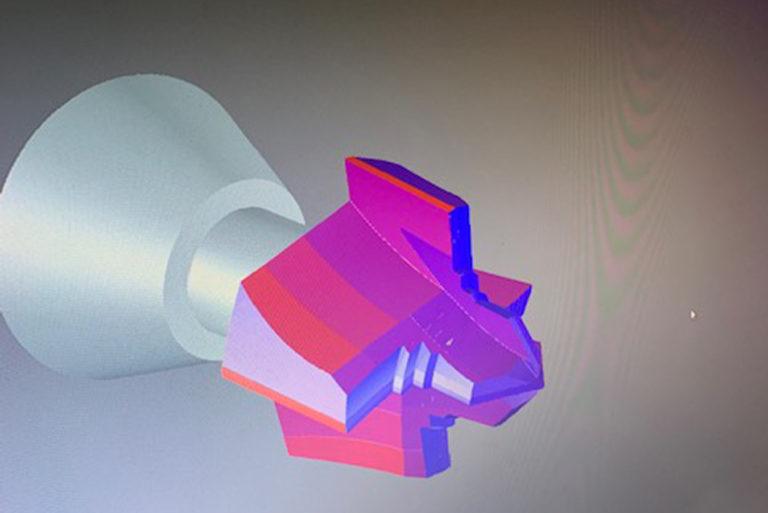 Anca's tool simulation software screenshot