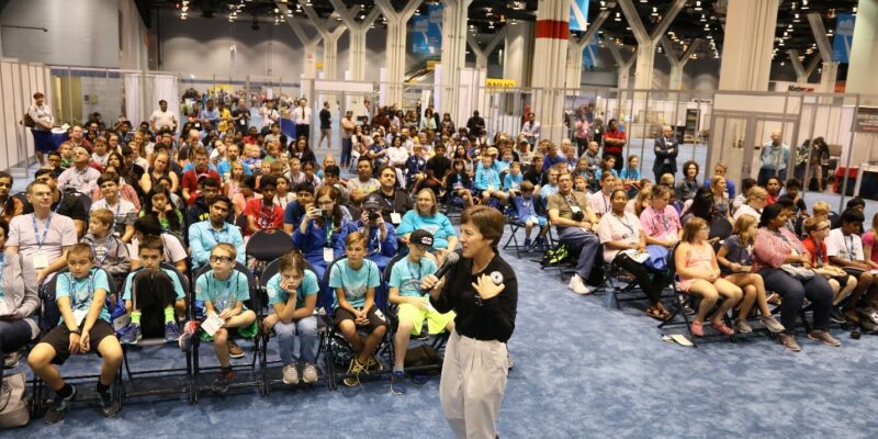 IMTS 2022 – Inspiring the Next Generation of Advanced Manufacturers